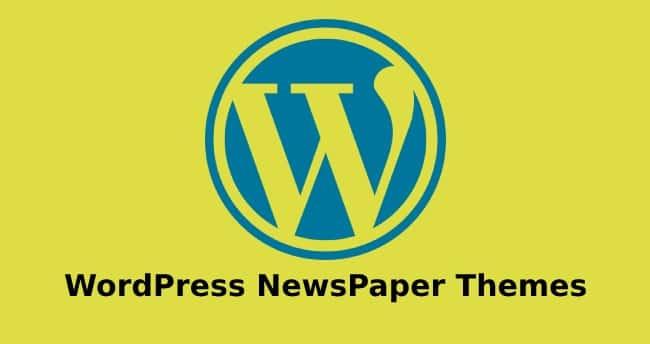 Best WordPress Newspaper Themes (2018)